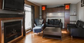 Littoral - Hotel & Spa - Quebec - Sala de estar