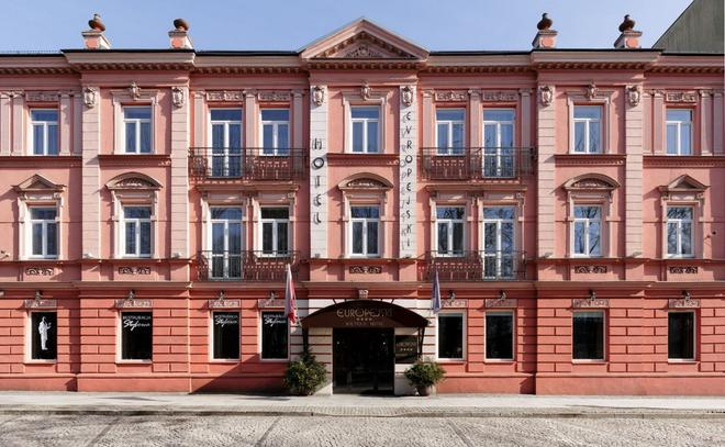 Europejski Boutique Hotel - Radom - Edificio