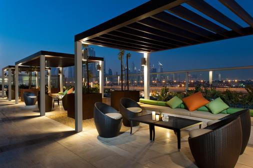 DAMAC Maison Dubai Mall Street - Дубай - Балкон