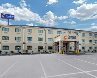 Comfort Inn & Suites - Middletown - Edificio