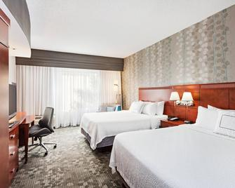 Courtyard Marriott Knox Airport - Alcoa - Schlafzimmer