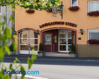 Landgasthof Zum Stern - Hammelburg - Gebouw