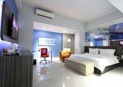 G Suites Hotel By Amithya - Surabaya - Bedroom