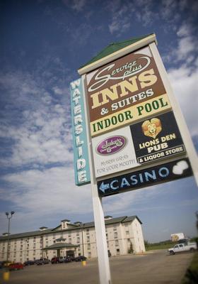 Service Plus Inn and Suites - Grande Prairie - Grande Prairie - Edificio