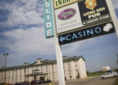 Service Plus Inn and Suites - Grande Prairie - Grande Prairie - Building