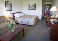 大草原服務套房酒店 - 大草原 - 大草原城 - 臥室