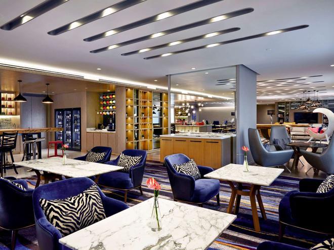 Pullman Kuala Lumpur City Centre - Hotel & Residences - Kuala Lumpur - Oleskelutila