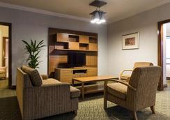 Pullman Kuala Lumpur City Centre - Hotel & Residences - Kuala Lumpur - Living room