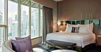 吉隆坡市中心鉑爾曼居所酒店 - 吉隆坡 - 臥室