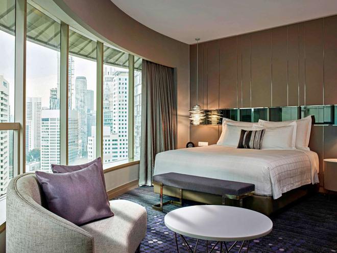 Pullman Kuala Lumpur City Centre - Hotel & Residences - Куала-Лумпур - Спальня