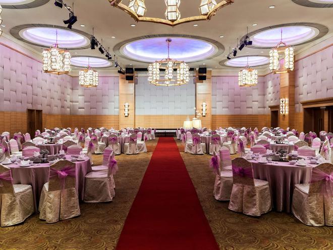 Pullman Kuala Lumpur City Centre - Hotel & Residences - Kuala Lumpur - Salle de banquet