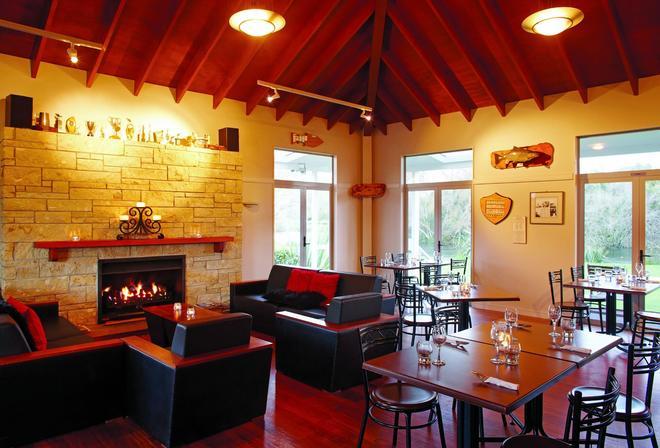 Ramada Resort By Wyndham Rotorua Marama - Роторуа - Ресторан