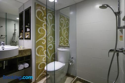 峇里島薩努爾海灘酒店 (前峇里島薩努爾海灘酒店) - 登巴薩 - 登巴薩 - 浴室
