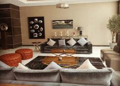 Ginger Luxury Apartments - Manama - Living room
