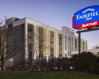 Fairfield Inn by Marriott East Rutherford Meadowlands - Іст-Резерфорд - Building