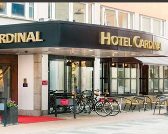 Clarion Collection Hotel Cardinal - Vaxjo - Edifício