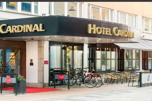 Clarion Collection Hotel Cardinal - Vaxjo - Building
