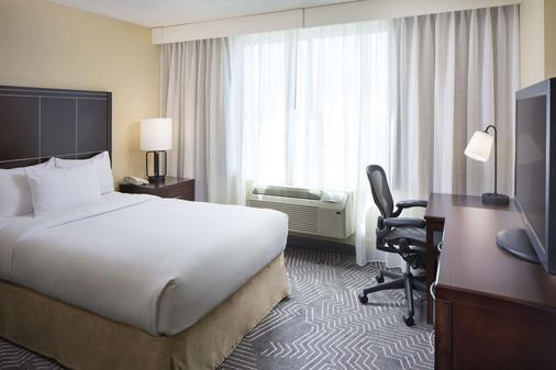 DoubleTree by Hilton Los Angeles Commerce - Commerce - Bedroom