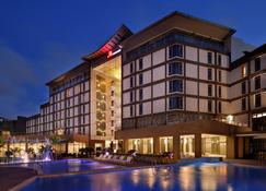 Accra Marriott Hotel - Acra - Edificio