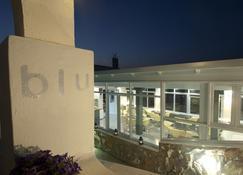 Blu Rooms - Akrotiri - Vista externa
