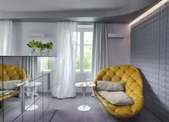Vander Urbani Resort - Liubliana - Sala de estar