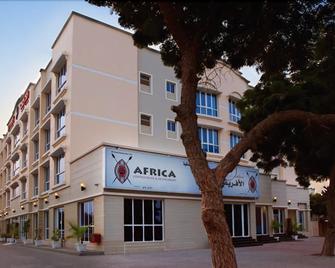 Butterfly Hotel Suites - Sohar - Edificio