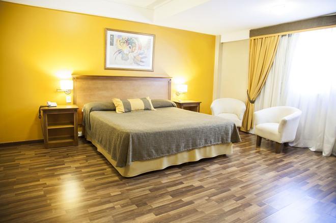 特利托尼酒店 - 布宜諾斯艾利斯 - 布宜諾斯艾利斯 - 臥室