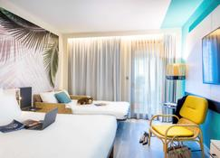 Novotel Monte-Carlo - Monaco - Bedroom
