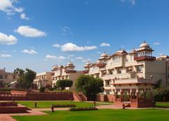 Jai Mahal Palace - Jaipur - Gebäude
