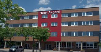 Hotel Asgard - Gersthofen - Edificio