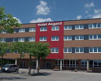 Hotel Asgard - Gersthofen - Gebäude