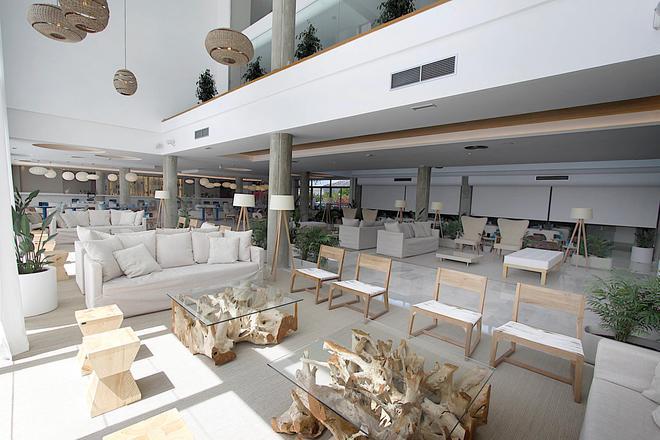 地中海之王宮殿酒店 - 只招待成人入住 - 阿庫迪亞 - 坎皮卡福特 - 大廳