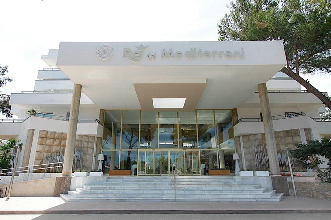 地中海之王宮殿酒店 - 只招待成人入住 - 阿庫迪亞 - 坎皮卡福特 - 建築
