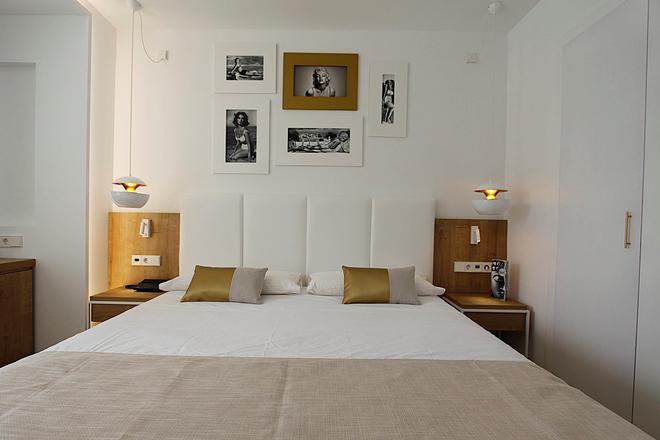 地中海之王宮殿酒店 - 只招待成人入住 - 阿庫迪亞 - 坎皮卡福特 - 臥室