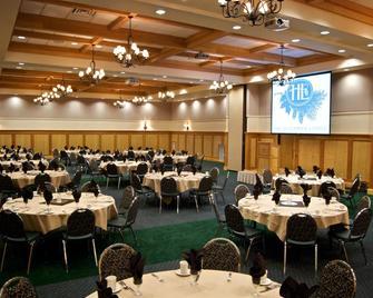 希瑟曼小屋酒店 - 溫哥華 - 溫哥華 - 宴會廳