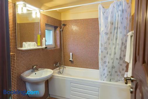 Hotel Transilvania - Σιγκισοάρα - Μπάνιο