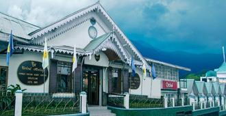 Central Heritage - Darjeeling - Building
