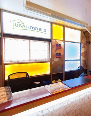 Usa Hostels Hollywood - Los Angeles - Reception