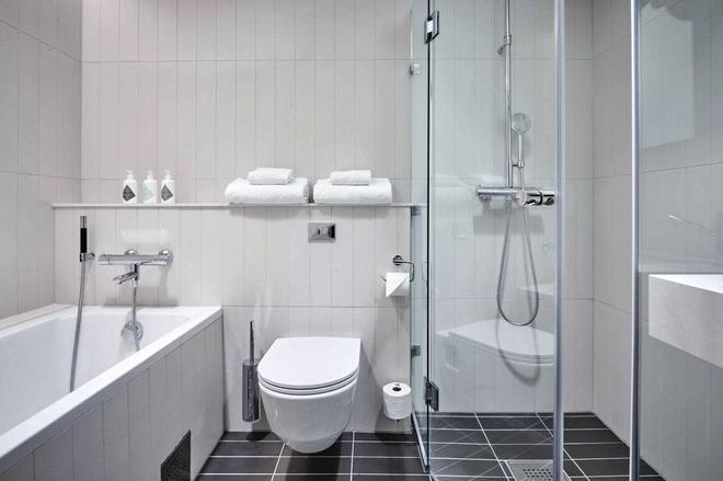 北歐之光酒店 - 斯德哥爾摩 - 斯德哥爾摩 - 浴室