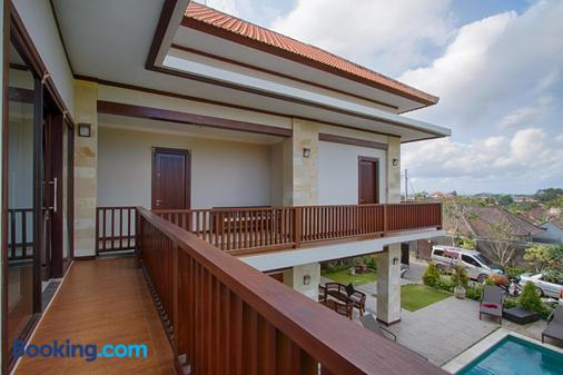Amelle Villas & Residences Canggu - North Kuta - Balcony