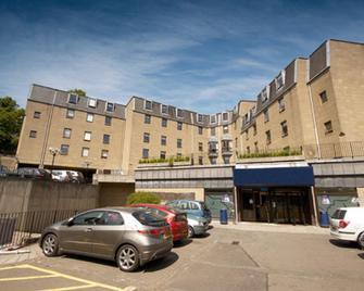 Britannia Hotel Edinburgh - Edinburg - Gebouw