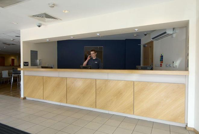 Britannia Hotel Edinburgh - Edinburgh - Reception