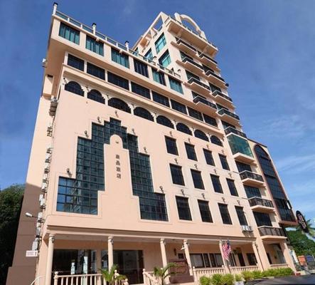Crystal Lodge - Kota Bharu - Κτίριο