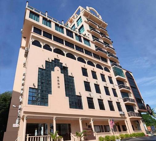 Crystal Lodge - Kota Bharu - Toà nhà