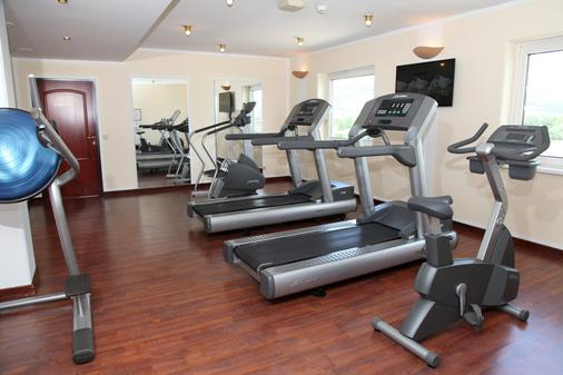Trans World Hotel Donauwelle - Linz - Gym