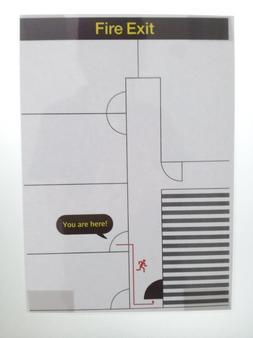 24旅館新村弘大 - 首爾 - Floorplan