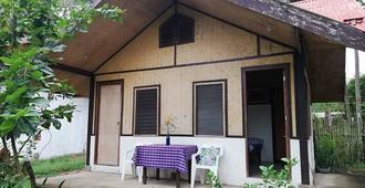 Balay Cuyonon Eco Lodge - El Nido - Hàng hiên