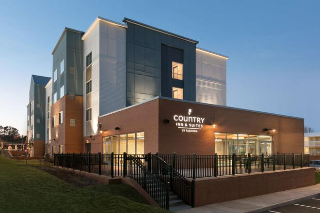 Country Inn & Suites Charlottesville-Uva - Charlottesville - Κτίριο
