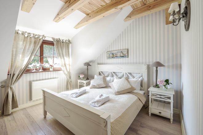 Powozownia Ciekocinko - Choczewo - Bedroom
