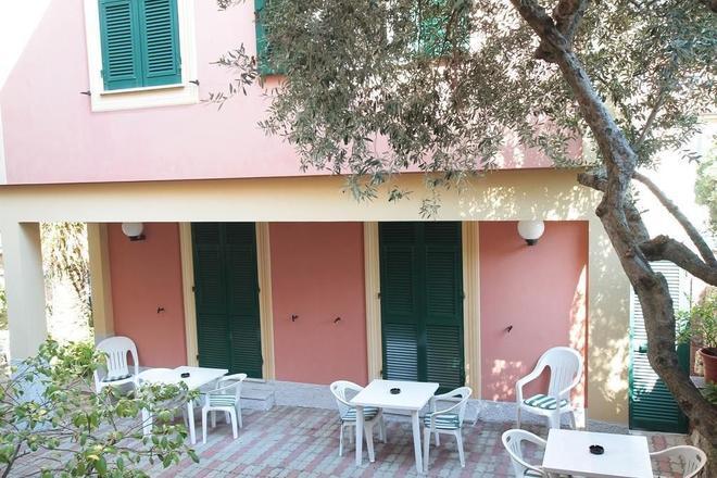 Hotel Flory - Santa Margherita Ligure - Patio